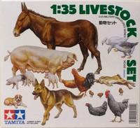 Livestock Set 1:35