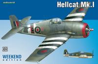 Hellcat Mk.I 1:72 (pidemmällä toimitusajalla)