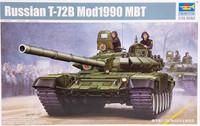 Russian T-72B Mod 1990 MBT, 1:35
