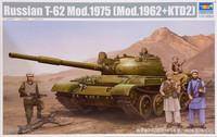 Russian T-62 Mod. 1975, 1:35