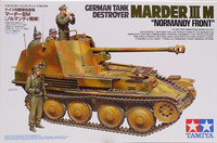German Tank Destroyer Marder III M Normandy Front, 1:35