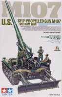 U.S. Self-Propelled Gun M107 (Vietnam War), 1:35