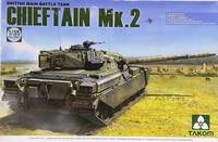 Chieftain Mk.2, 1:35 (pidemmällä toimitusajalla)