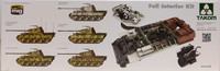 Fries Kran & Panther Ausf., 1:35