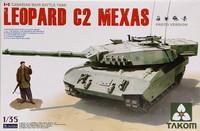 Canadian Leopard C2 Mexas, 1:35 (pidemmällä toimitusajalla)