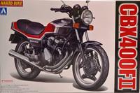 Honda CBX400FII, 1:12 (pidemmällä toimitusajalla)