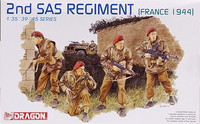2nd SAS Regiment (France 1944), 1:35