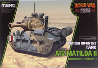World War Toons, British Infantry Tank A12 Matilda
