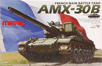 French Main Battle Tank AMX-30B, 1:35