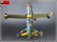 Focke-Wulf Triebflügel Interceptor, 1:35 (pidemmällä toimitusajalla)