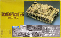 Panzerkampfwagen III Ausf.N (High-Tech Model), 1:35
