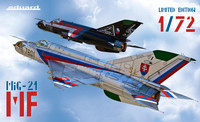 MiG-21MF Dual Combo Limited Edition, 1:72