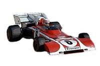 Ferrari 312 B2 South African GP 1972, 1:43 (pidemmällä toimitusajalla)