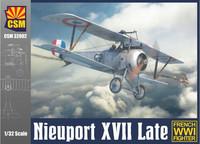 Nieuport XVII Late, 1:32 (pidemmällä toimitusajalla)