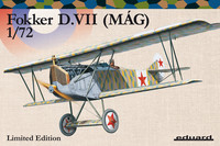 Fokker D.VII (MÁG) Limited Edition, 1:72