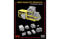 MRAP Radio Set (resin kit), 1:35 (ennakkotilaus)