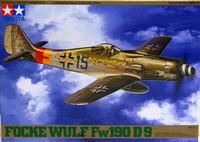 Focke-Wulf Fw190 D-9, 1:48 (pidemmällä toimitusajalla)