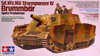 Sturmpanzer IV Brummbär (Late Production), 1:35
