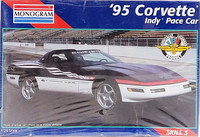 Corvette Indy Pace Car '95, 1:24