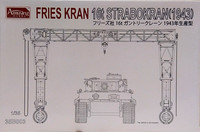 Fries Kran 16t Strabokran (1943), 1:35