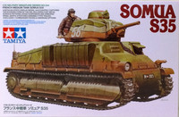 French Medium Tank Somua S35, 1:35
