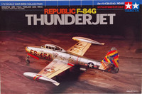 Republic F-84G Thunderjet, 1:72