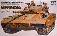 Merkava, Israeli Main Battle Tank, 1:35