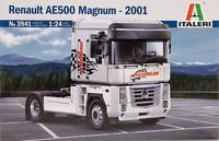 Renault AE500 Magnum 2001, 1:24 (pidemmällä toimitusajalla)