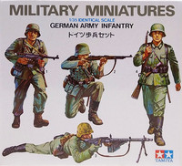 German Army Infantry, 1:35