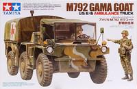 U.S. 6x6 Ambulance Truck M792 Gama Goat, 1:35