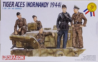 Tiger Aces (Normandy 1944), 1:35