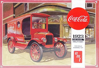 Ford Model T Delivery 1923 Coca Cola, 1:25