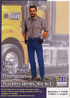 Stan (Long Haul) Thompson, 1:35