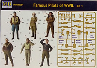 Famous Pilots of WWII, 1:35