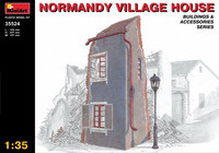 Normandy Village House, 1:35