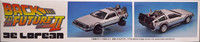 Back To The Future De Lorean Part II, 1:24