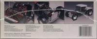 Ford Model T Black Widow Hot Rod, 1:24