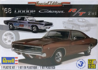 Dodge Charger R/T '68 2'n1, 1:25
