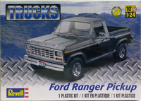 Ford Ranger Pickup, 1:24