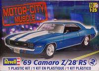 Chevrolet Camaro Z/28 RS '69 1:25