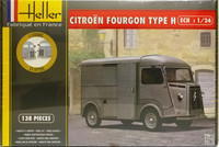 Citroën Fourgon Type H, 1:24