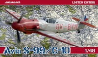 Avia S-99 / C-10 Limited Edition, 1:48