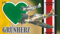 Grünherz (Fw 190A-5/A-8) Dual Combo Limited Edition, 1:72 (pidemmällä toimitusajalla)
