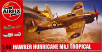 Hawker Hurricane Mk.I Tropical 1:48