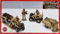 British Quad Bikes and Crew, 1:48