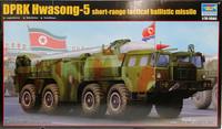 DPRK Hwasong-5 Short-Range Tactical Ballistic Missile, 1:35