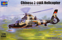 Chinese Z-9WA Helicopter, 1:35 (pidemmällä toimitusajalla)