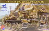 Panzerkampfwagen I Ausf.F (VK18.01), 1:35