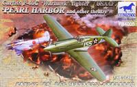 Curtis P-40C Warhawk Pearl Harbor, 1:48