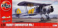 Fairey Swordfish Mk.I, 1:72